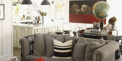 Interior design, Room, Ceiling, Wall, Furniture, Interior design, Floor, Home, Living room, Grey,