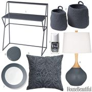 Product, Style, Bag, Black, Home accessories, Pillow, Grey, Throw pillow, Design, Cushion,