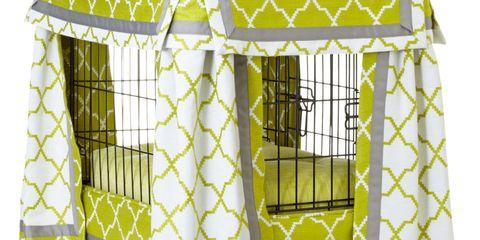 7 Ways to Dress Up an Ordinary Dog Crate