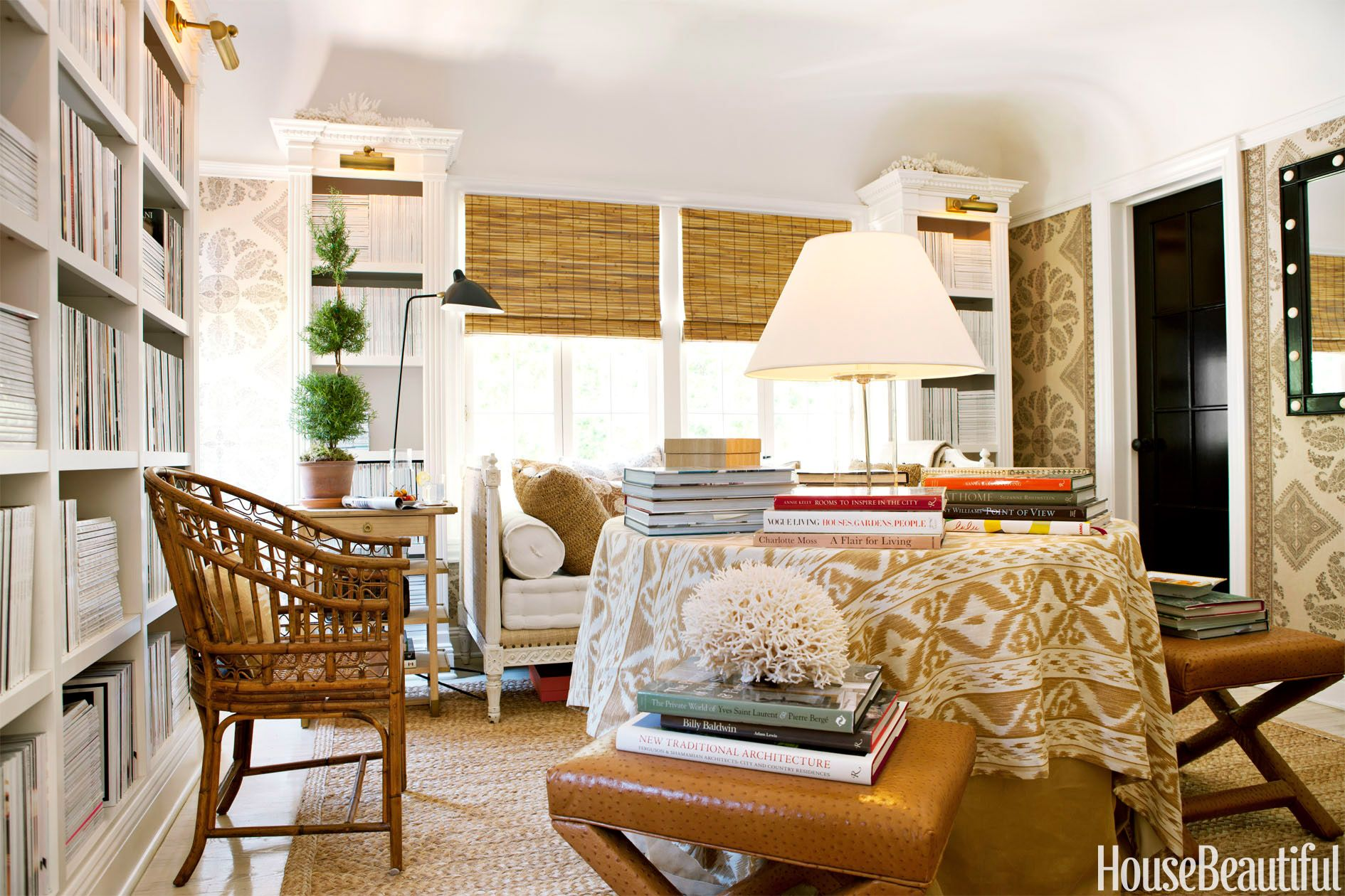 Home Library Design Ideas Pictures