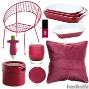 Red, Throw pillow, Magenta, Pillow, Maroon, Home accessories, Cushion, Cylinder, Coquelicot, Still life photography,