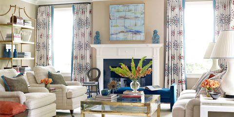 Colorful Decorating Ideas Designer Lindsey Coral Harper