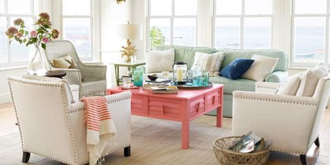 Decorating Ideas From a Massachusetts Beach House