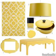 Yellow, Line, Beige, Outdoor furniture, Rectangle, Lampshade, Home appliance, Lighting accessory, Outdoor bench, Lamp,