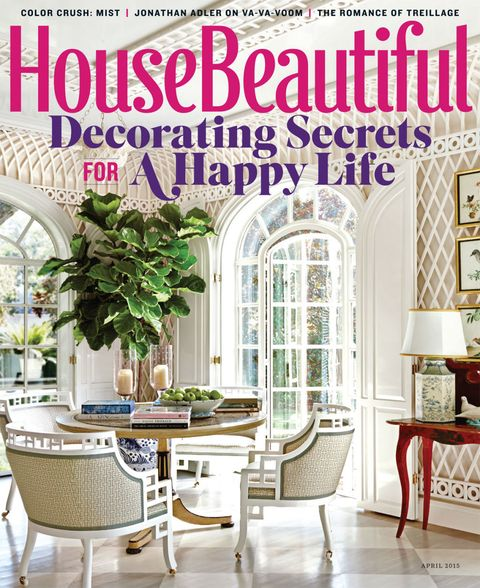 Find The Complete Product Information From Our April Issue T Trade Only By Editors Of House Beautiful