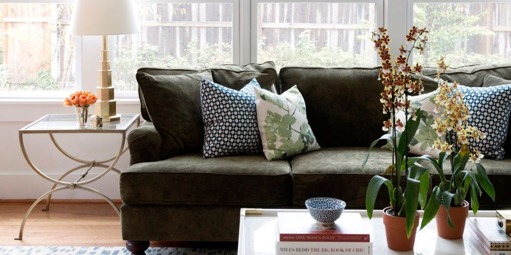 The 16 Easiest Ways To Get Your House Ready For Springrhhousebeautiful: Spring Home Decor Add On Items At Home Improvement Advice