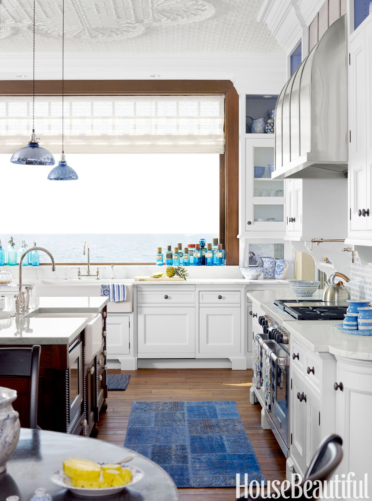 Nautical home decor ideas for decorating nautical rooms house beautiful