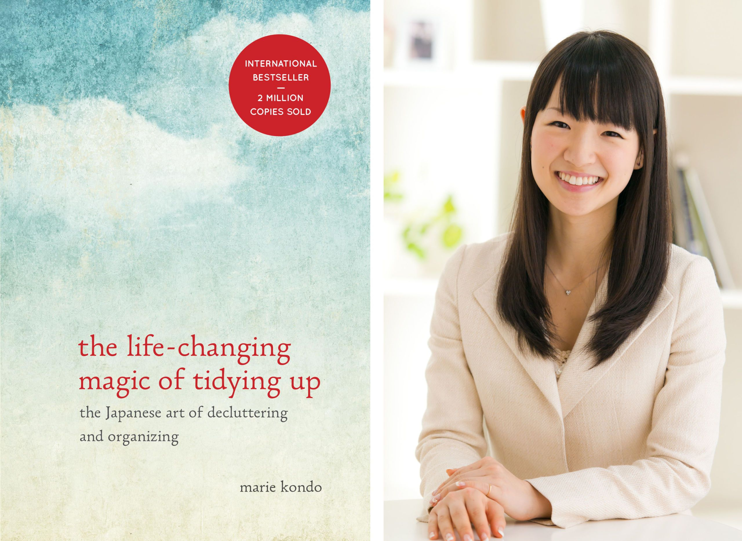 7 Life-Changing Organizing Lessons We Learned from Marie Kondo