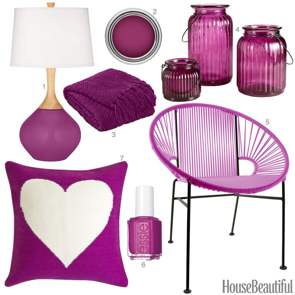 Color Obsession of the Week: Bright Plum