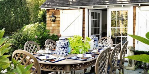 Plant, Window, Table, Furniture, Outdoor table, Chair, House, Home, Outdoor furniture, Cottage,