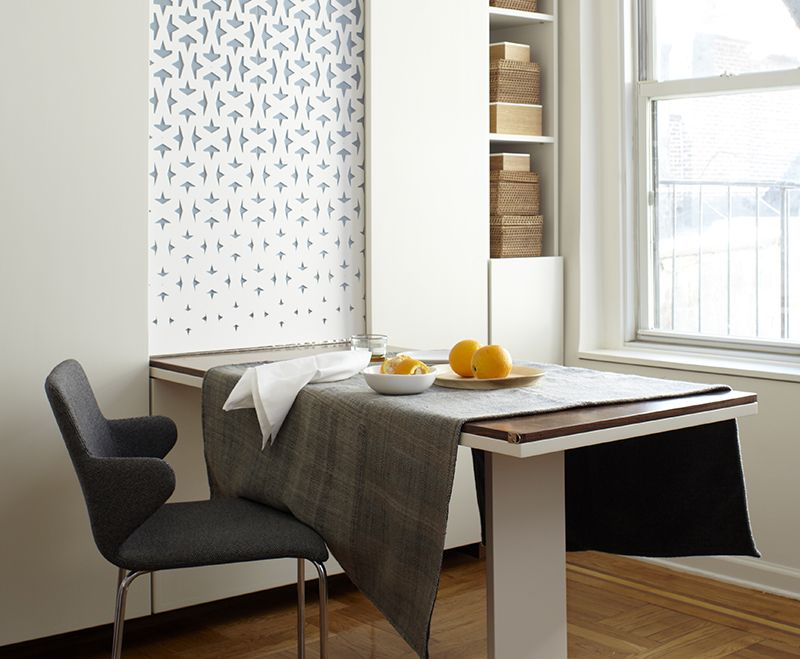 8 Smart Solutions If You Don T Have A Dining Room