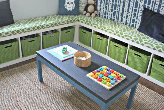 10 Genius Toy Storage Ideas For Your Kidu0027s Room   DIY Kids Bedroom  Organization Part 83