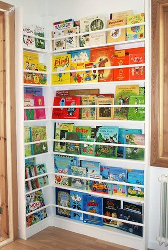 14 genius toy storage ideas for your kids room diy kids bedroom organization - Child Proof Bookshelves