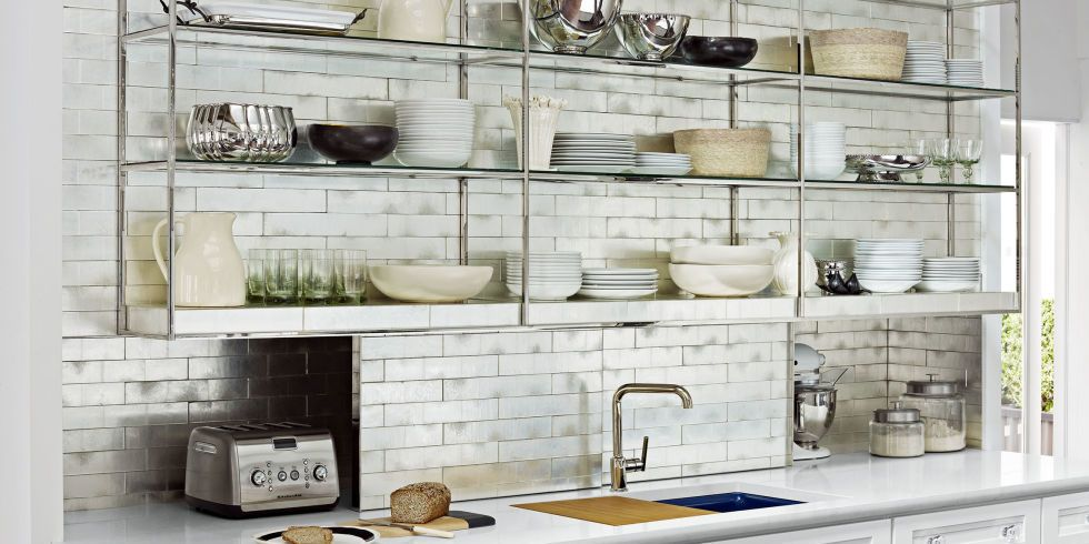hate open shelving these 15 kitchens might convince you otherwise rh housebeautiful com interesting kitchen shelves cool kitchen wall shelves