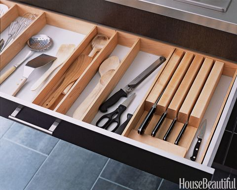8 Quick Ways to Organize Your Kitchen This Spring