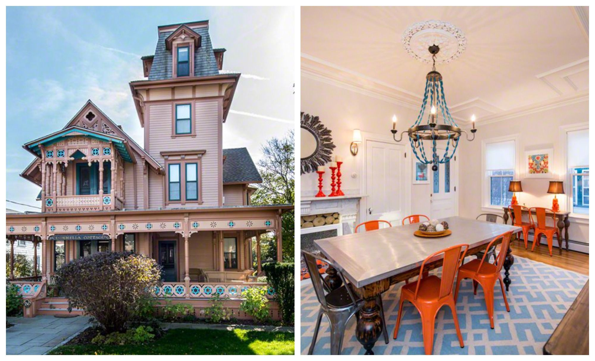 A Cinderella Cottage That's Fit for a Princess (or Prince)