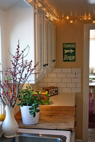 14 Ideas For Decorating Space Above Kitchen Cabinets How To Design