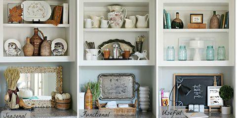 Bookshelf Three Ways
