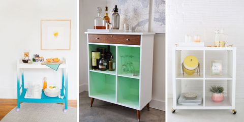 7 Bar Carts That Gained Serious Style