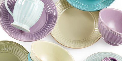 Serveware, Dishware, Purple, Turquoise, Pink, Teal, Lavender, Violet, Aqua, Porcelain,