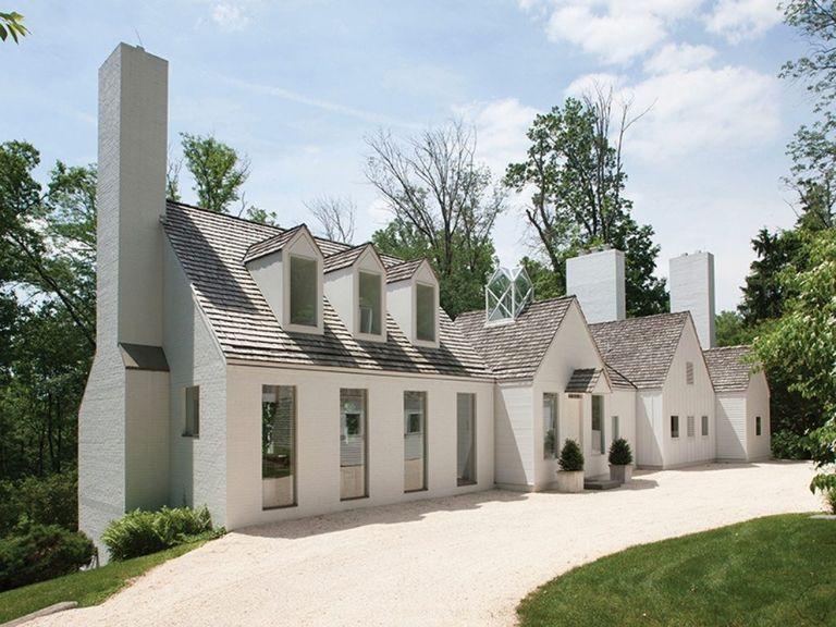 Hugh Newell Jacobsen Home