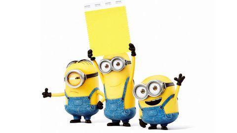 Yellow, Animation, Animated cartoon, Cartoon, Graphics, Clip art, Illustration, Paper product, Paper,