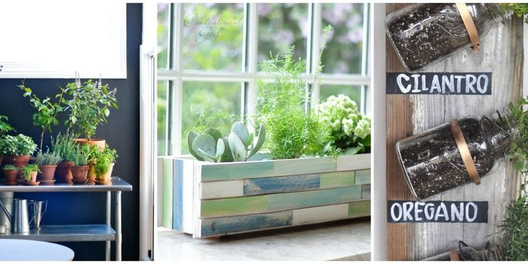 Small Space Gardening Ideas - Tiny Gardens