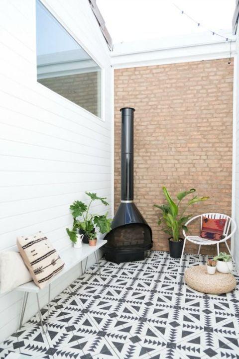 Transforme o quintal pequeno em espaço favorito