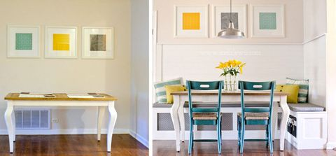 5 Lessons to Learn From This Cheerful Breakfast Nook