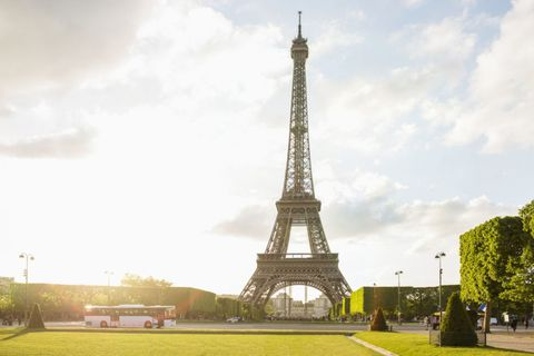 There's a Secret Apartment Hidden Inside the Eiffel Tower