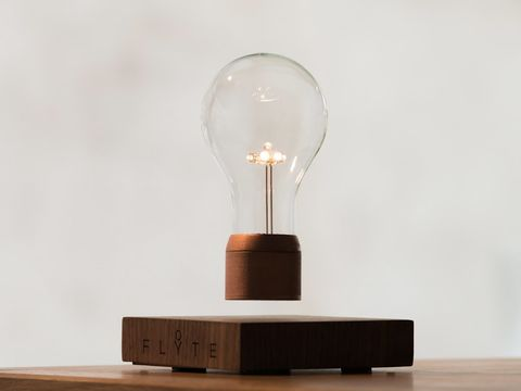 Wood, Hardwood, Incandescent light bulb, Light bulb, Light fixture, Electricity, Wood stain, Lighting accessory, Electrical supply, Still life photography,