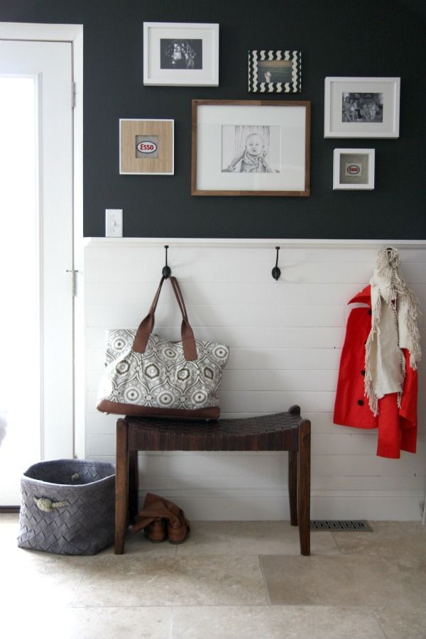 Give Your Mudroom a Facelift