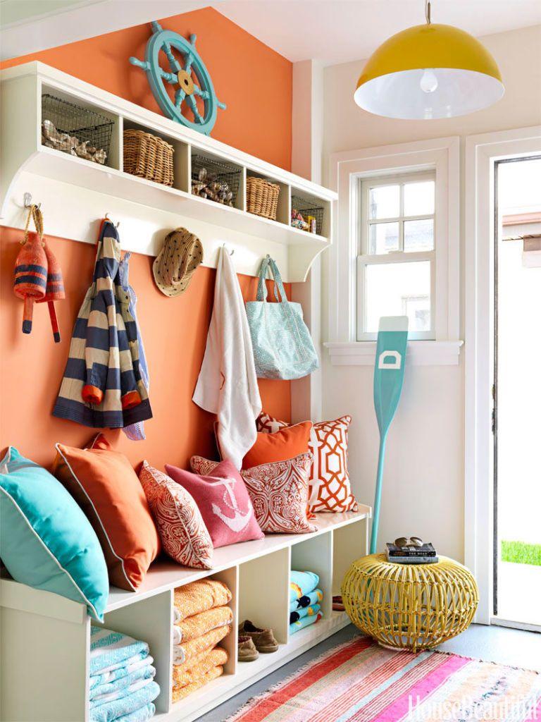 Mud Room Design Ideas Part - 38: House Beautiful