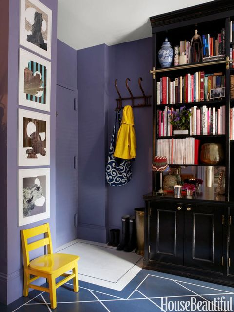 Small Entryway Design Ideas - How to Decorate a Small Foyer