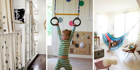 12 of the Coolest Kids' Spaces We've Ever Seen