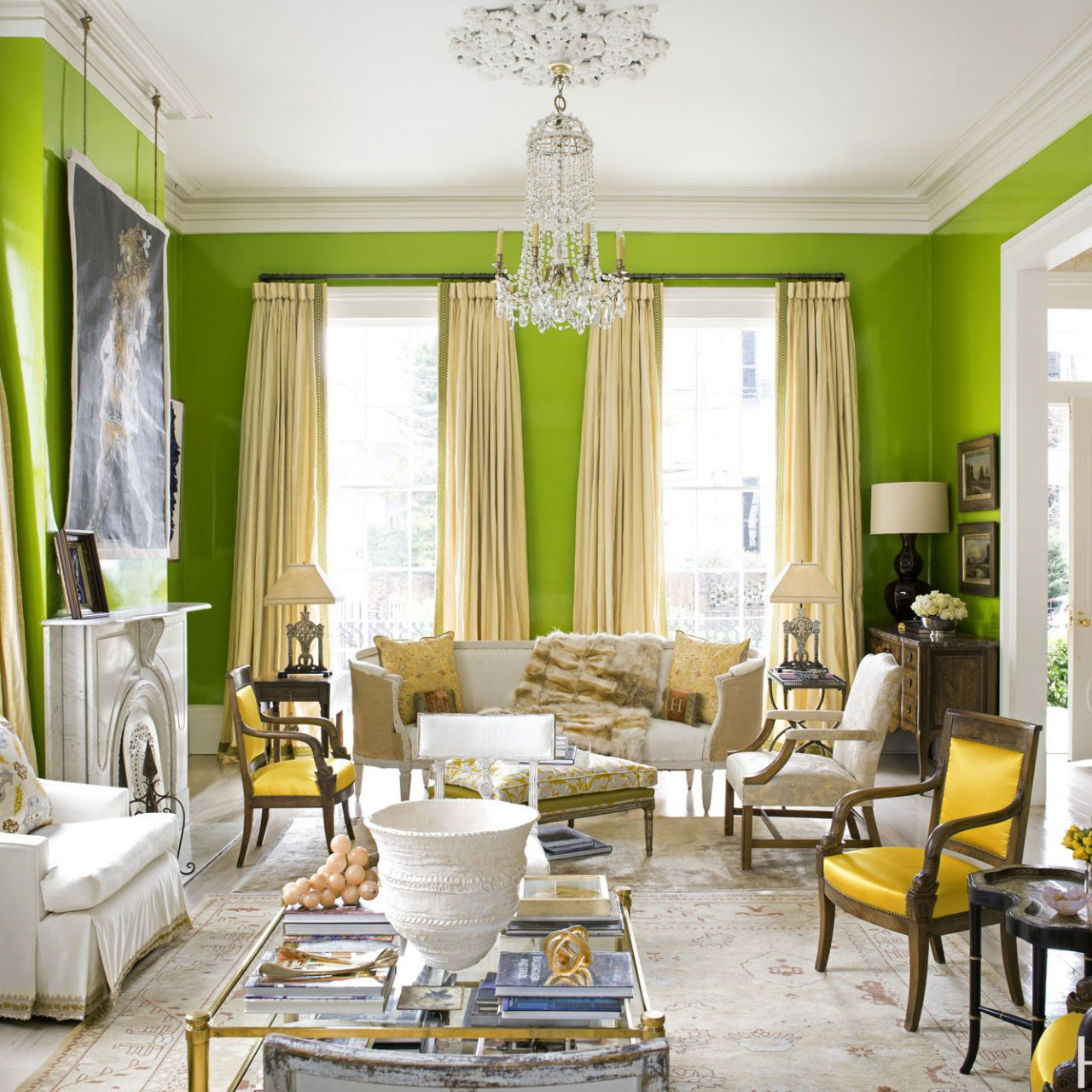 image & 10 Sage Green Paint Colors That Bring Peace and Calm - Best Sage ...