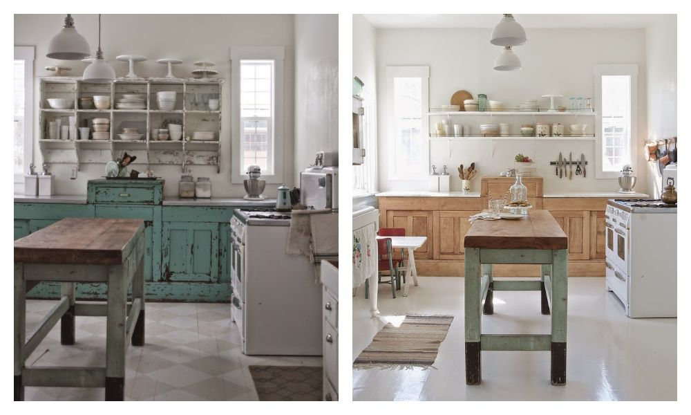 Modern Rustic Kitchen Makeover