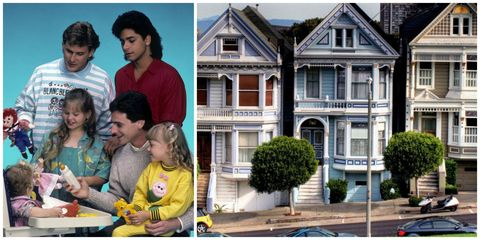 """The """"Full House"""" Home Would Cost This Much Today"""