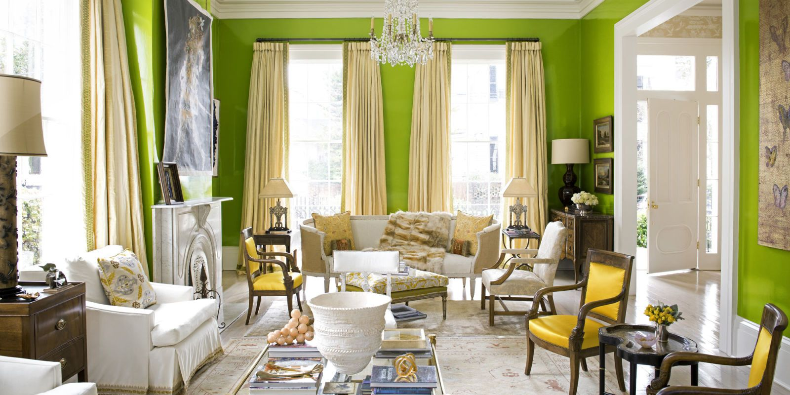 9 Best Green Paint Colors To Try Right Now