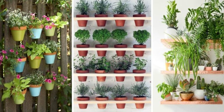 9 Best Vertical Garden Ideas - Easy Ways to Design a ...