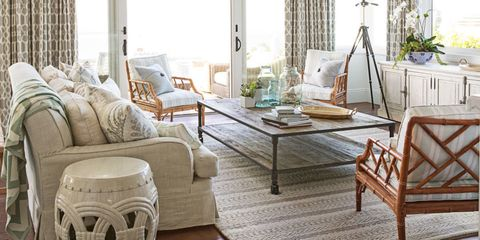 10 Style Ideas to Steal From This Beachy, Airy Retreat