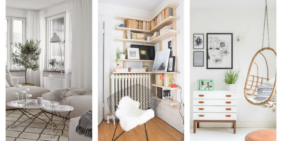 How to Decorate a Corner Odd Corner Decor Ideas