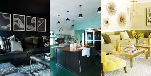 6 New Color Combos That Work All Over the House
