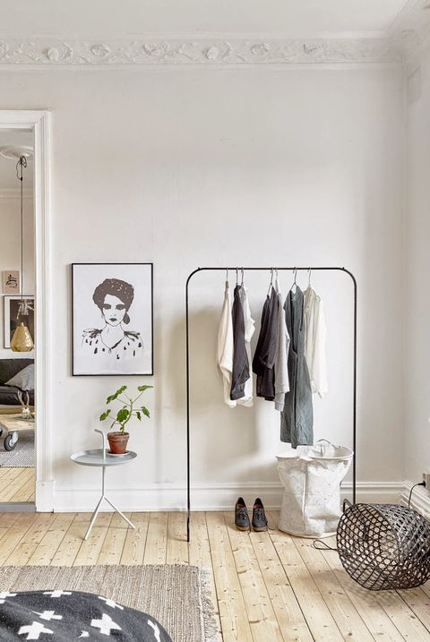 what to put in an empty corner of bedroom
