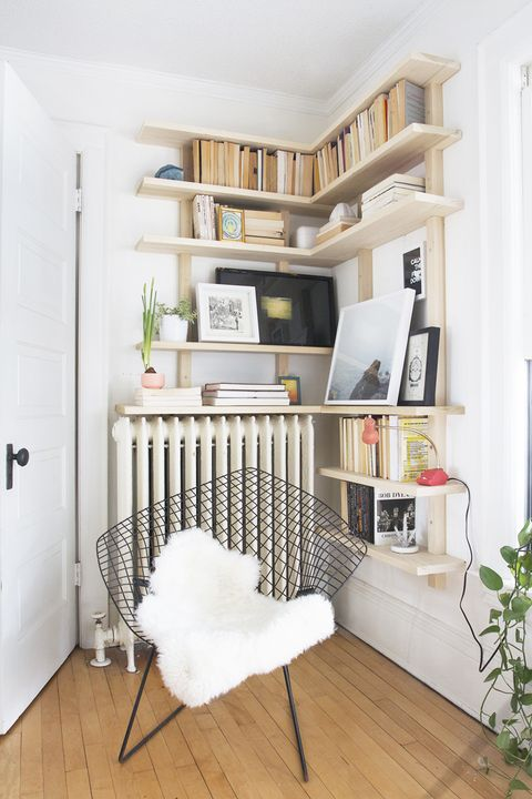 Do It Yourself Home Design: How To Decorate A Corner