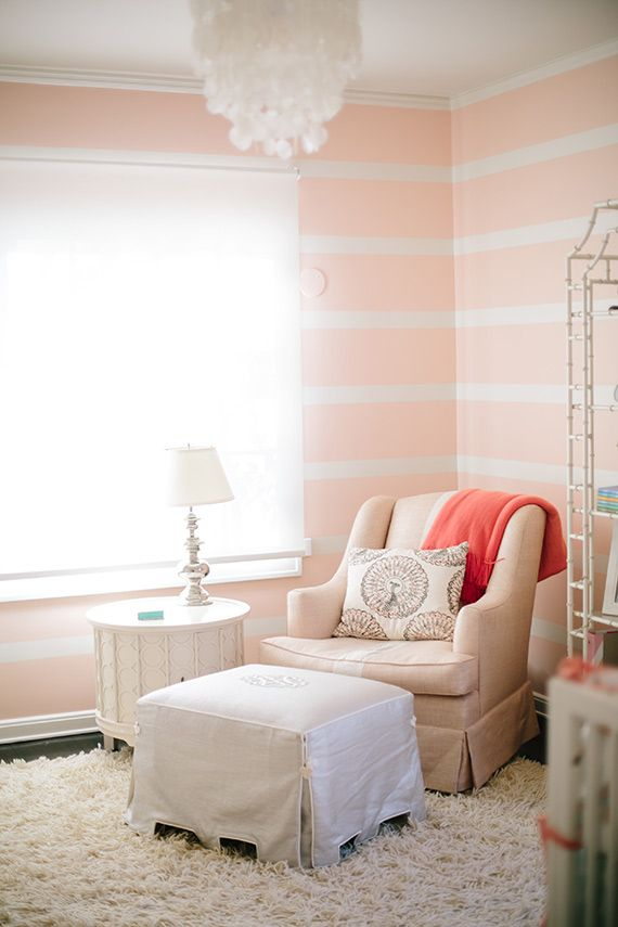 unique nursery decorating ideas baby room designs - Girl Baby Room Designs