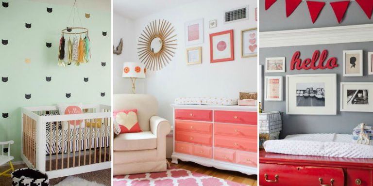 7 Inspiring Kid Room Color Options For Your Little Ones: Unique Nursery Decorating Ideas