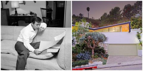 Take a Look Inside Bobby Darin's Stunning LA Home