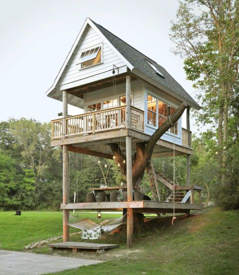 25 Amazing Treehouses You Can Rent In 2019