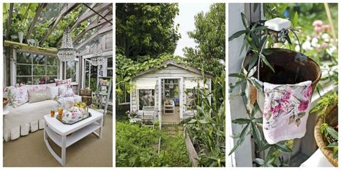 Once a Neglected Potting Shed, Now a Glamorous Escape